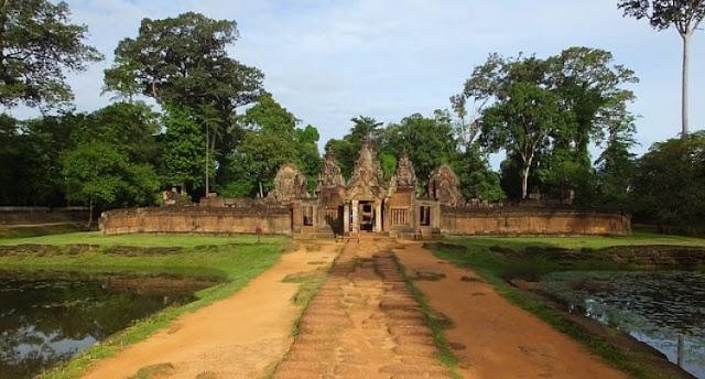 Templo de Banteayisrei