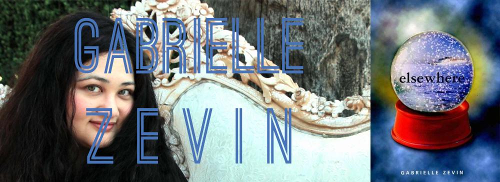 Gabrielle Zevin Elsewhere
