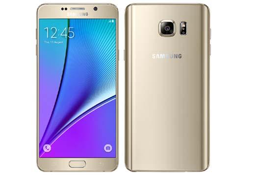 Spesifikasi dan Harga Samsung Galaxy Note 5