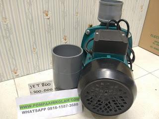 Pompa Air Untuk Kolam Ikan Koi Hemat dan Berkualitas