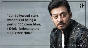 How To Live A Great Life? - Irrfan Khan