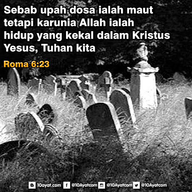 Roma 6:23