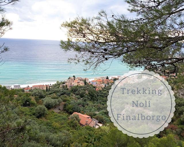 Noli - Finalborgo: trekking sul sentiero Liguria