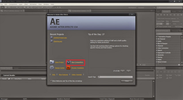 Cara Membuat Efek Typewriter di Adobe After Effect