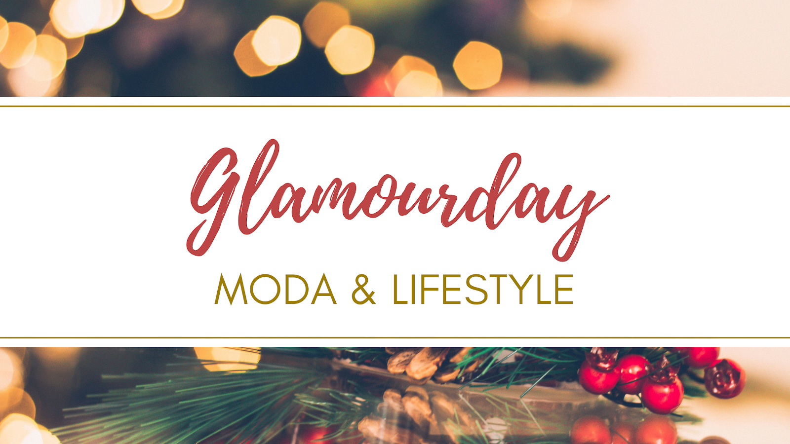 Glamourday Moda Lifestyle Storytelling Blog