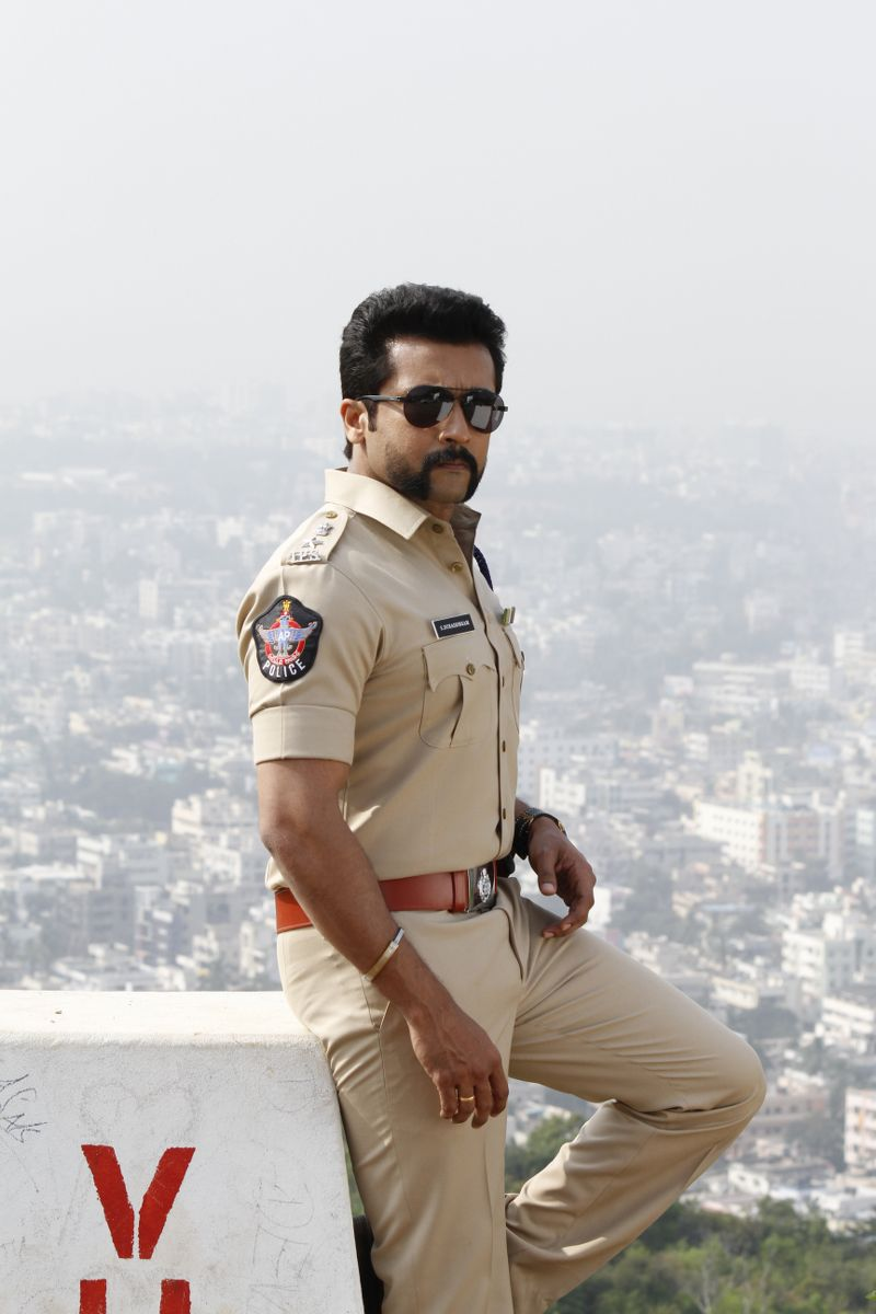 Suriya photos from Singam 3 movie-HQ-Photo-17
