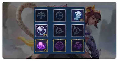 Emblem hero wanwan Mobile Legends