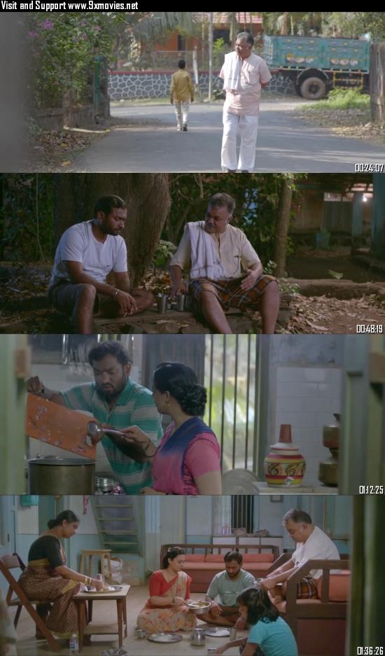 Punahashcha Hari Om 2021 Marathi 720p WEBRip 900mb