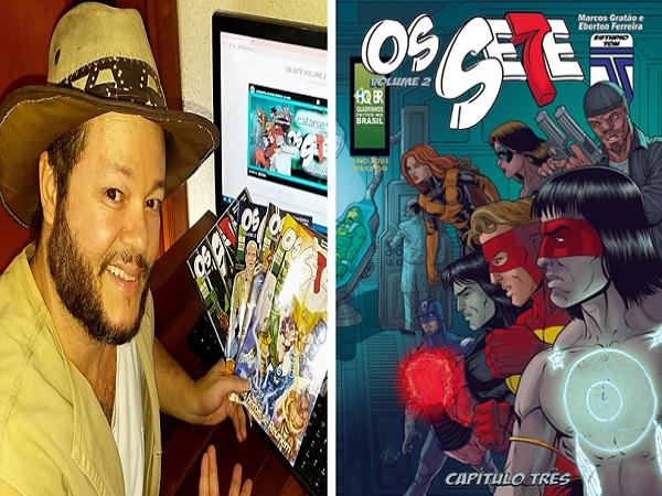 QUADRINHOS | Pré-venda de gibi de super-heróis brasileiros prorrogada até o fim de abril de 2021