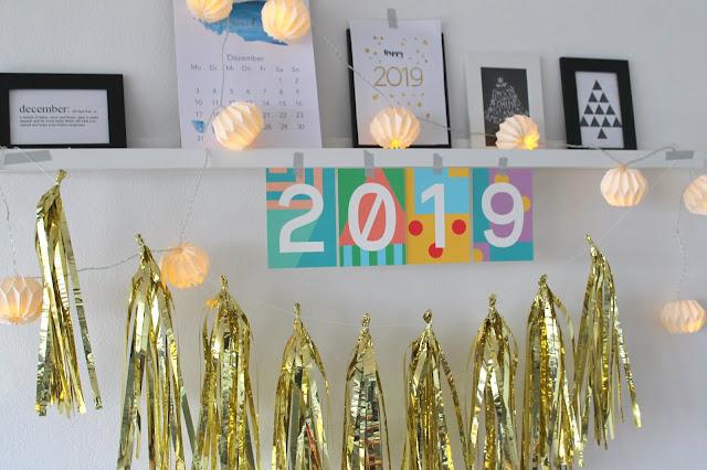 Silvester Deko Bestes Silvester mit Kindern Tipps und Tricks Countdown Bags Spielideen Jules kleines Freudenhaus
