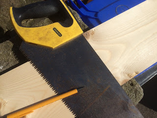 gardening, DIY, how to make a planter, life on pig row