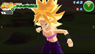 DESCARGA! YA MOD DBZ TTT  V1 ESTILO BT4 CON MENÚ PERMANENTE [FOR ANDROID Y PC PPSSPP]