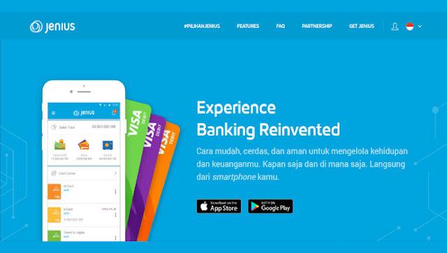 Inilah Kelebihan Aplikasi Perbankan Jenius
