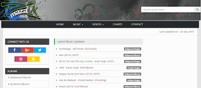 DJMaza 2020: Latest Bollywood Hindi Movie Mp3 songs, Mp4 videos free download कैसे करें?