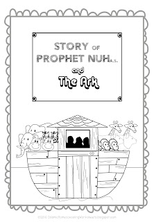 Prophet Nuh and Ark Story