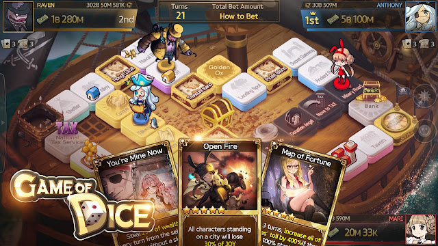 Game of Dice Android Game Apk