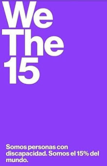 Campaña mundial #WeareThe15