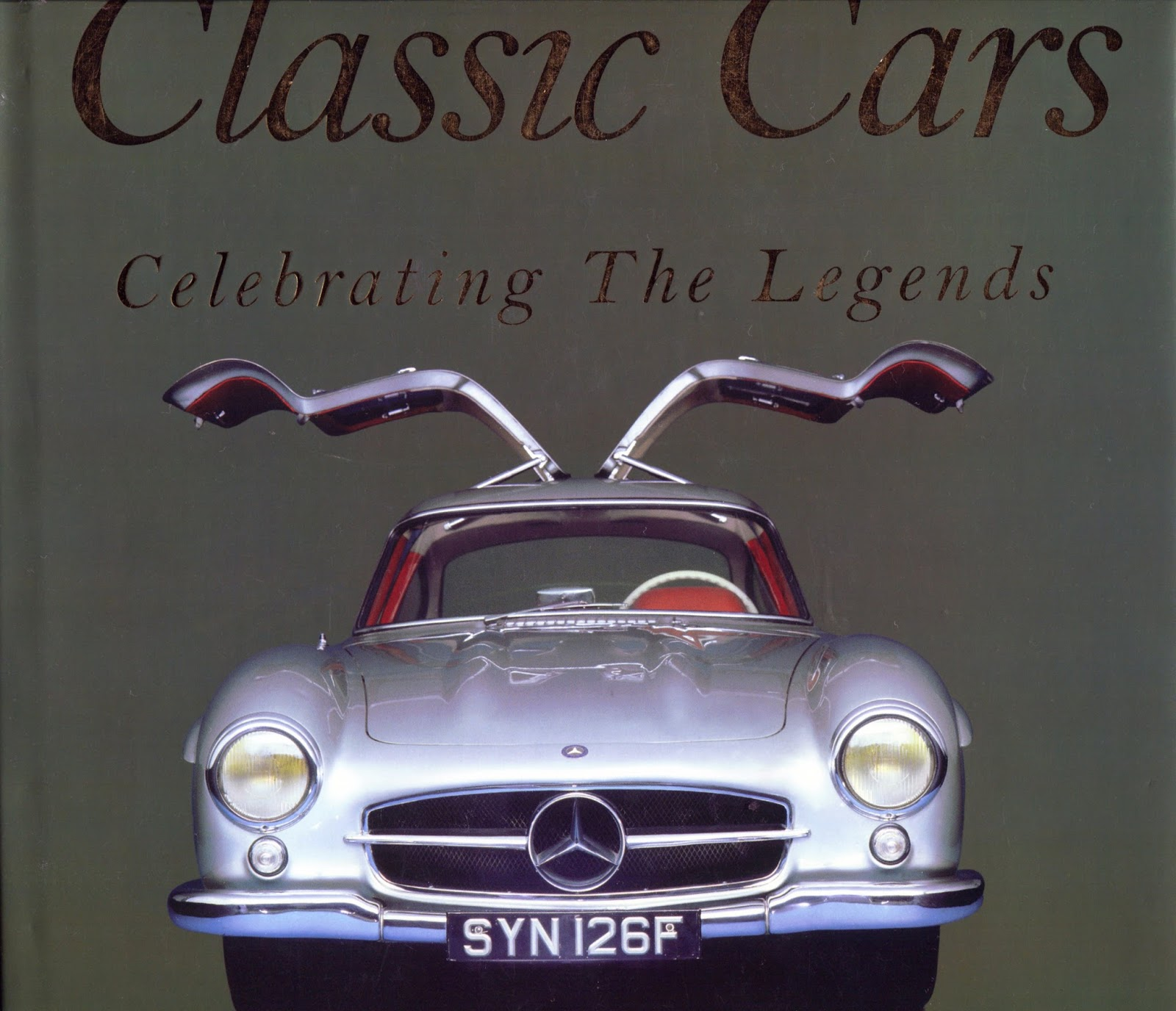 PHS Collectorcarworld Book Review: Classic Cars Celebrating the ...