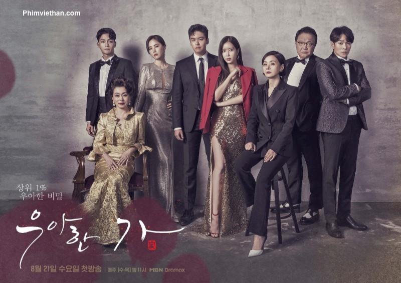 Phim gia đình đức hạnh Hàn Quốc 2019