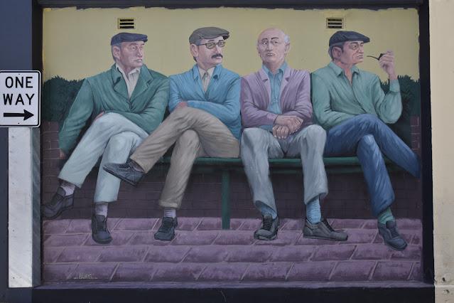 Street Art in Albury by BURG