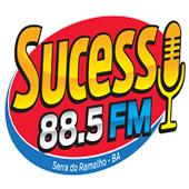 Ouvir agora Rádio Sucesso FM 88.5 - Serra do Ramalho / BA