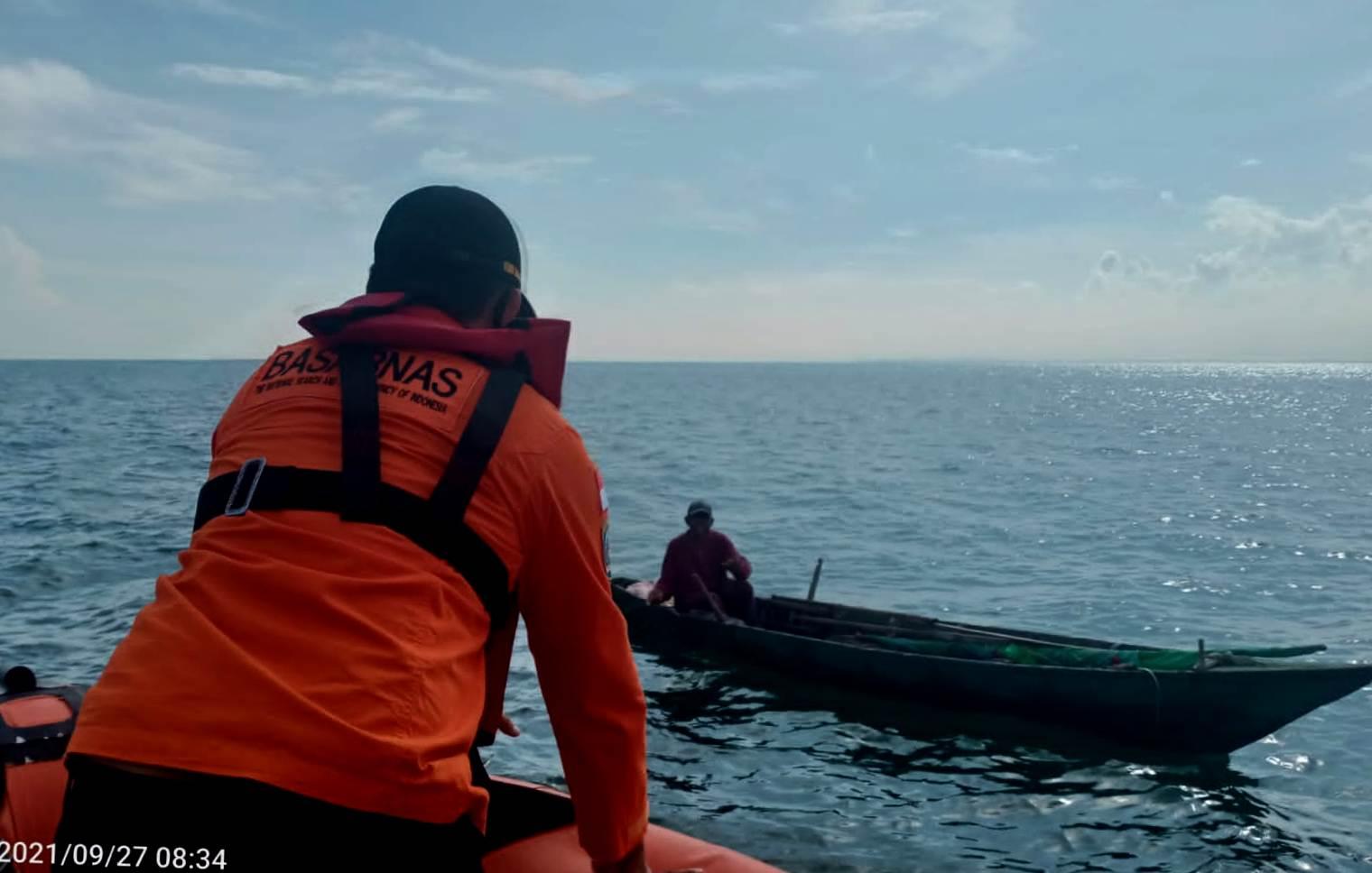 Imran Ditemukan MD dan Tendi DP, Korban Tabrakan Kapal Pompong vs Kargo