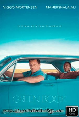Green Book [1080p] [Latino-Ingles] [MEGA]