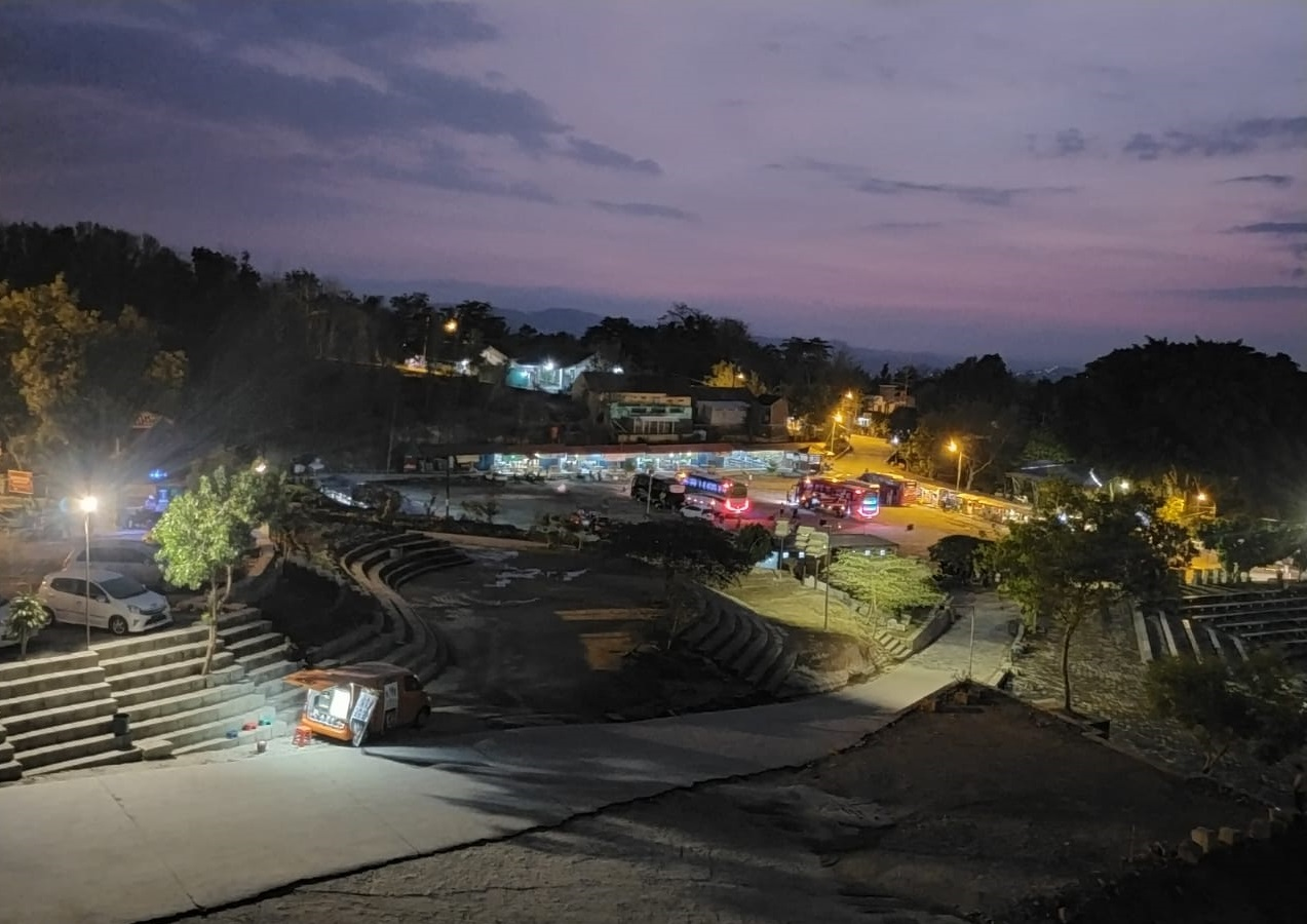 Tebing Breksi Kabupaten Sleman Daerah Istimewa Yogyakarta