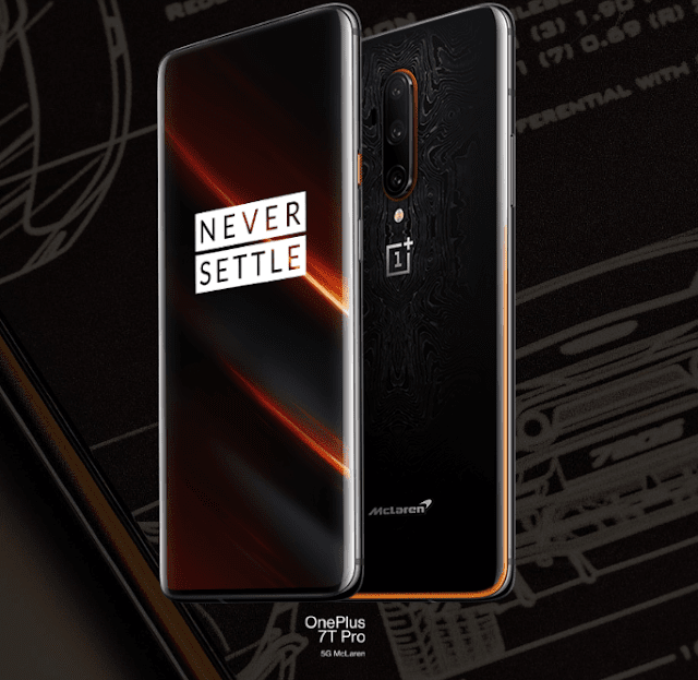 OnePlus 7T Pro 5G McLaren Announced as a T-Mobile Exclusive