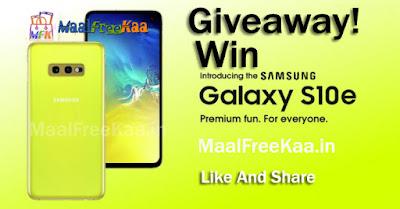 Samsung Galaxy S10e Free