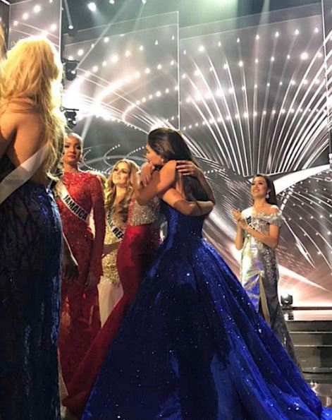 Queen to Queen: Pia Wurtzbach Comforts Maxine Medina After Miss Universe Coronation Night!