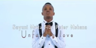 VIDEO | Sayuni Mrita ft  Peter Mshana _ Unfailing Love mp4 | download