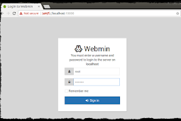 Cara install webmin VPS Debian 8 Jessie 64bit
