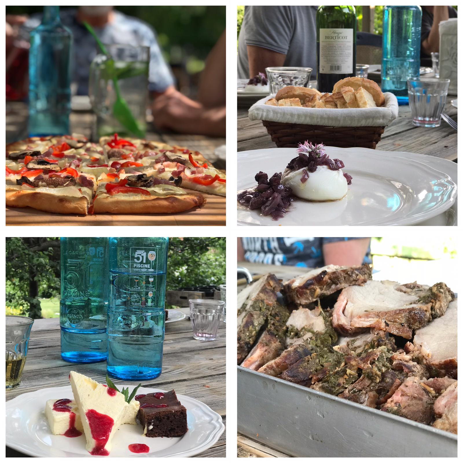 kookvakantie in Frankrijk - kookles en genieten van het Franse leven