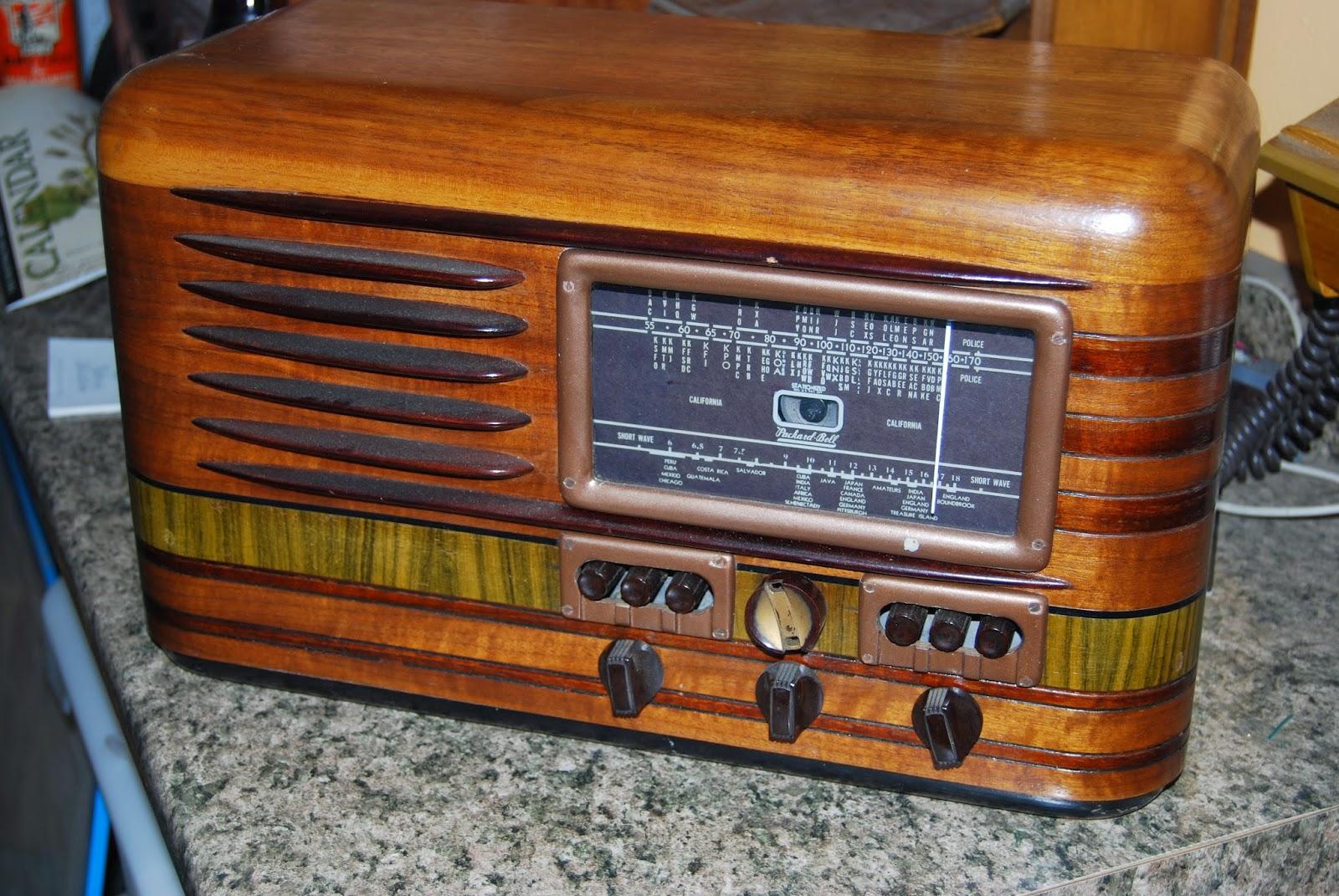 Radio shack amateur radios