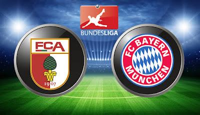مباراة بايرن ميونخ ضد اوجسبورج بث مباشر في الدوري الالماني