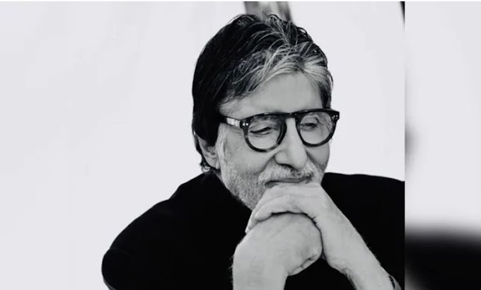 Amitabh Bachchan Writes To Fans From Hospital's COVID Ward