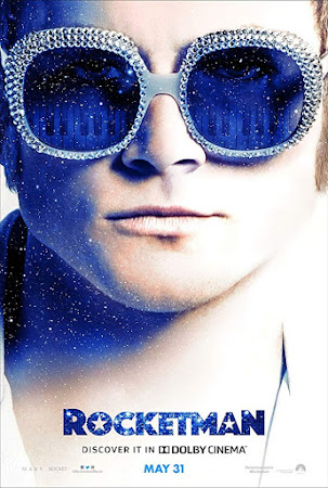 Poster Of Free Download Rocketman 2019 300MB Full Movie Hindi Dubbed 720P Bluray HD HEVC Small Size Pc Movie Only At worldfree4u.com