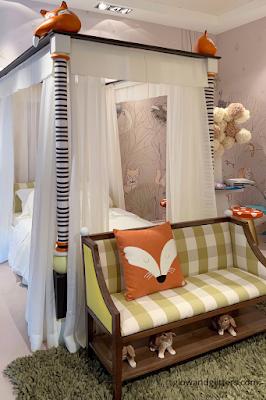 Cosy nursery decor ideas