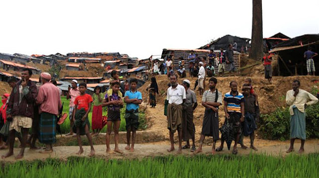 Rakhine-blocked-Rohingya-in-the-face-of-death-Al-Jazeera