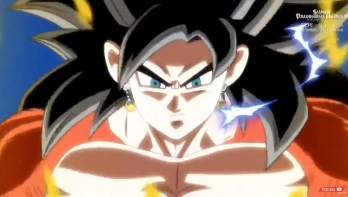 Dragon Ball Heroes Capítulo 5 Sub Español