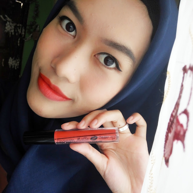 Review Mukka Matte Lip Cream