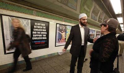 Walikota New York Luncurkan Gerakan Anti Islamophobia