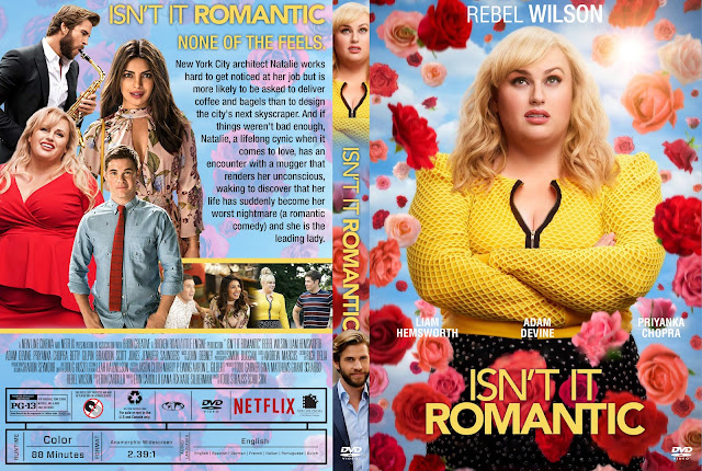 Isn't It Romantic DVD Cover