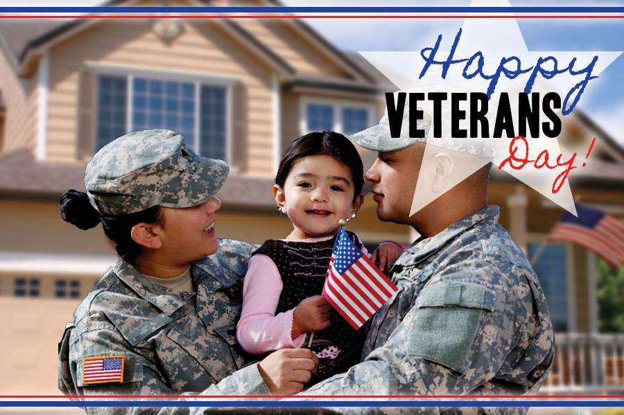 Veterans Day Wishes Unique Image