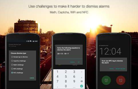 best free alarm app for Android