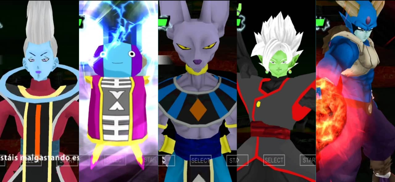 Dragon Ball Super God's of Destruction