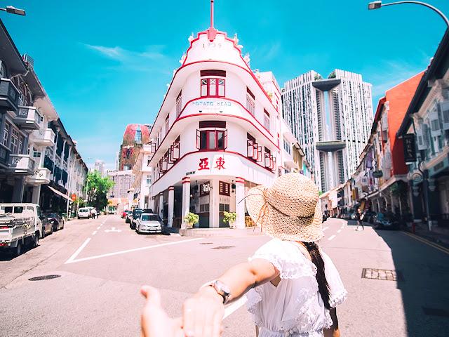 Nên mua gì ở singapore: Các địa điểm chụp hình đẹp ở Singapore