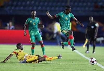 موعد مباراة مدغشقر و جمهورية الكونغو ضمن مباريات كأس أمم أفريقيا 2019