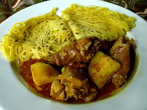 Roti Jala Khas Aceh